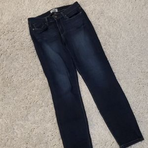 Paige denim skinny jeans high waisted Hoxton ankle